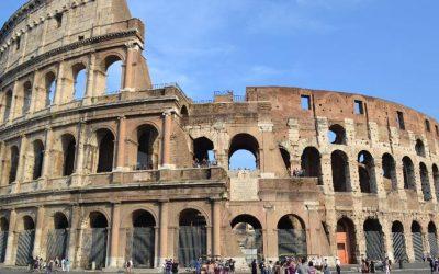 Nell'antica Roma si scaldavano così …